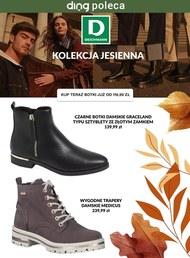 Deichmann - jesienne promocje na buty