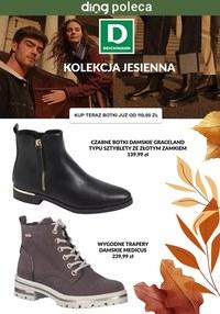 Gazetka promocyjna Deichmann - Deichmann - jesienne promocje na buty - ważna do 25-10-2021