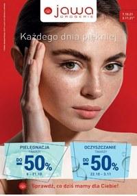 Gazetka promocyjna Jawa Drogerie - Piękno w dobrej cenie w Jawa Drogerie