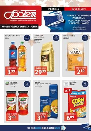 Gazetka promocyjna PSS Lublin - Kupuj w polskich sklepach PSS Lublin