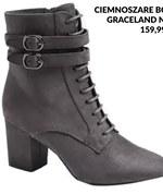 Botki damskie Graceland