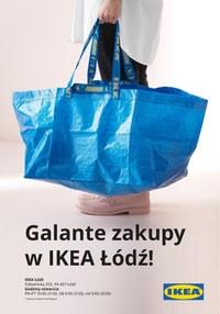 Gazetka promocyjna IKEA - Wytworne zakupy w Ikea Łódź! - ważna do 31-10-2021