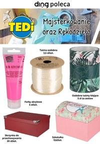 Gazetka promocyjna TEDi - Oferta miesiąca Tedi
