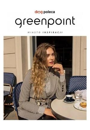 Gazetka promocyjna Greenpoint - Greenpoint - Miasto inspiracji
