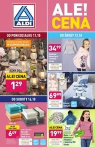 Aldi - jeszcze więcej produktów