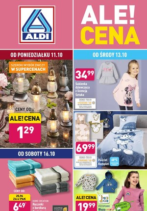 Gazetka promocyjna Aldi - Aldi - jeszcze więcej produktów