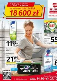Gazetka promocyjna Selgros Cash&Carry - Oferta spożywcza Selgros  - ważna do 27-10-2021
