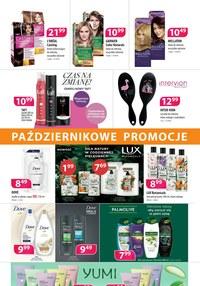 Gazetka promocyjna Drogerie Polskie - Październikowe promocje - Drogerie Polskie