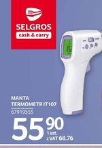 Termometr Manta