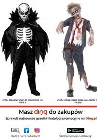 Gazetka promocyjna Allegro - Ubierz się na Halloween z Allegro!