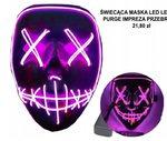 Maska na halloween Allegro