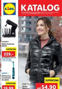Gazetka promocyjna Lidl - Jesienna moda w Lidlu