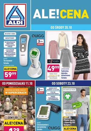 Gazetka promocyjna Aldi - Nie przegap okazji w Aldi