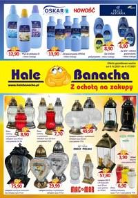 Gazetka promocyjna Hala Banacha - Hale Banacha - oferta przemysłowa - ważna do 08-11-2021