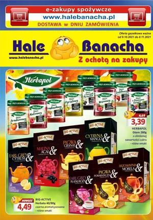 Gazetka promocyjna Hala Banacha - Hale Banacha - nowa oferta spożywcza