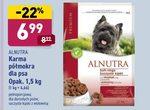 Karma dla psa Alnutra