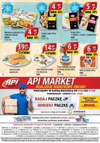 Gazetka promocyjna Api Market - Otwarty w każdą niedzielę - Api Market
