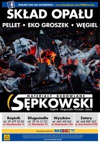 Gazetka promocyjna PSB Mrówka - PSB Mrówka - Długosiodło, Rząśnik