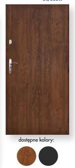 Drzwi zewnętrzne Pantor