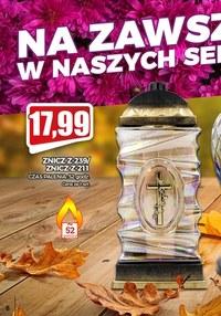 Gazetka promocyjna Topaz - Topaz - katalog ze zniczami i wkładami