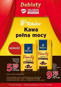 Gazetka promocyjna Selgros Cash&Carry - Debiuty w Selgrosie - pełna oferta