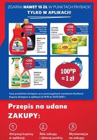 Gazetka promocyjna Kaufland - Kaufland - tydzień XXL