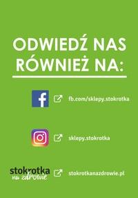 Gazetka promocyjna Stokrotka Market - Od czwartku w Stokrotce!