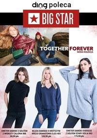 Gazetka promocyjna Big Star - Big Star - kolekcja na jesień! - ważna do 30-10-2021