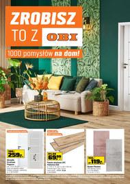 100 pomysłów na dom w OBI