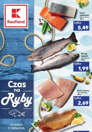 Gazetka promocyjna Kaufland - Ryby w Kauflandzie