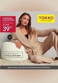 Gazetka promocyjna Takko Fashion - Stylowe fasony w Takko Fashion