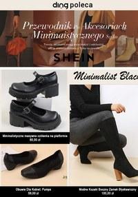 Gazetka promocyjna SHEIN - Kupuj online w Shein - ważna do 07-11-2021