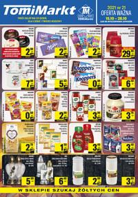Gazetka promocyjna TomiMarkt - Twój sklep na co dzień w TomiMarkt