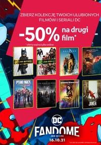 Gazetka promocyjna EMPiK - Filmowe hity w Empiku