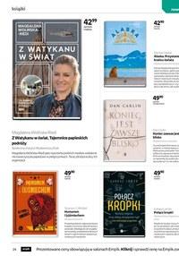 Gazetka promocyjna EMPiK - Książkowe promocje w Empik