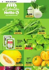 Gazetka promocyjna Netto - Zdrowy rozsądek każdego dnia z Netto