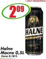 Piwo Halne
