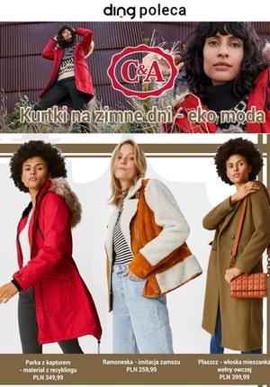 Gazetka promocyjna C&A - C&A - eko moda