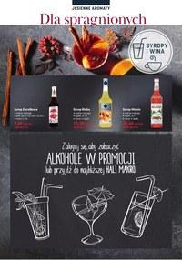 Gazetka promocyjna Makro Cash&Carry - Makro - jesienne aromaty