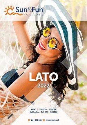 Gazetka promocyjna Sun&Fun Holidays - Sun&Fun Holidays - lato 2022