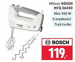 Mikser Bosch