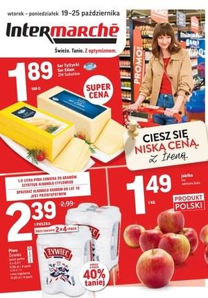 Gazetka promocyjna Intermarche Super - Ciesz się niską ceną z Intermarche