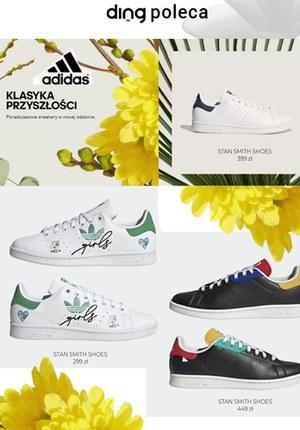 Gazetka promocyjna Adidas - Klasyka przyszłości w Adidas