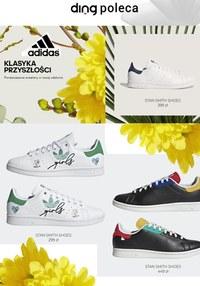 Gazetka promocyjna Adidas - Klasyka przyszłości w Adidas - ważna do 14-11-2021