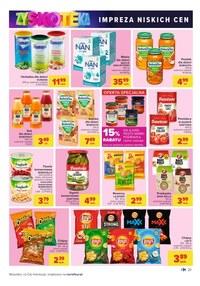 Gazetka promocyjna Carrefour - Carrefour - impreza niskich cen