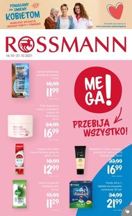 Masaż z Rossmannem!
