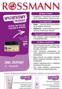 Gazetka promocyjna Rossmann - Masaż z Rossmannem!