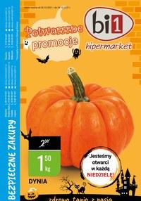 Gazetka promocyjna bi1 - Halloween w bi1 - ważna do 26-10-2021