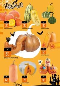 Gazetka promocyjna bi1 - Halloween w bi1
