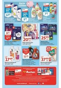 Gazetka promocyjna Moje Auchan - Oszczędzane w Auchanie
